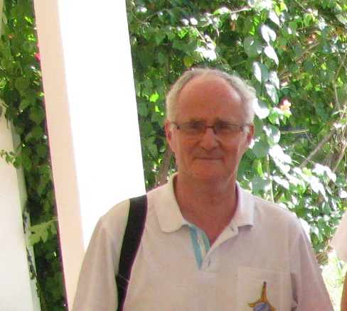Fr Alo Connaughton recalls his work with the Far East