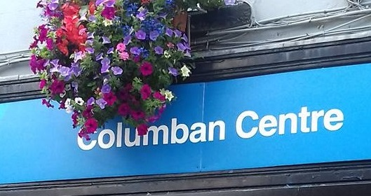 Latest news from the Columban Centre in Dublin