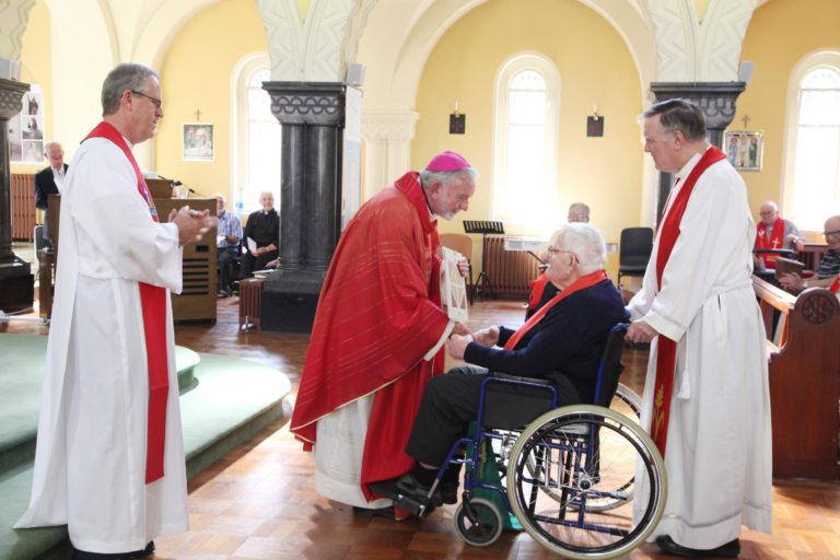 Archbishop Kieran O'Reilly's homily for Foundation Day