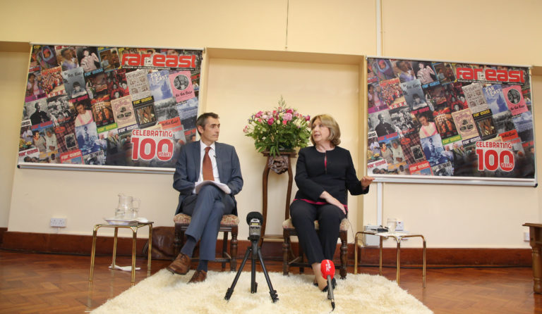 Missionaries helped us to be citizens of the world: Mary McAleese
