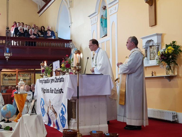 Columban Centenary Celebration in Kildysart Co Clare