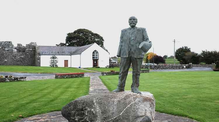 Documentary 'Ireland's Unsung Hero' Broadcast On Midwest Radio