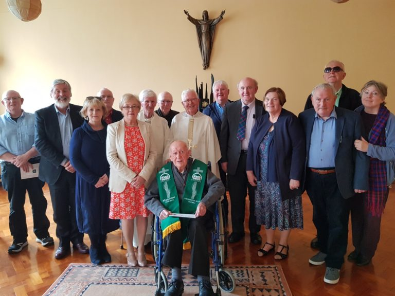 Family of Fr James Fitzpatrick gather to remember his mission