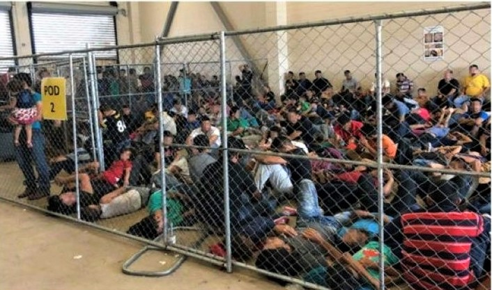Fourth of July: Child Captives of the Migrant Camps and Jails