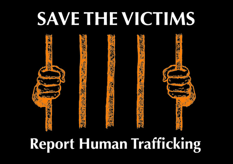 Human Trafficking is a Global Challenge