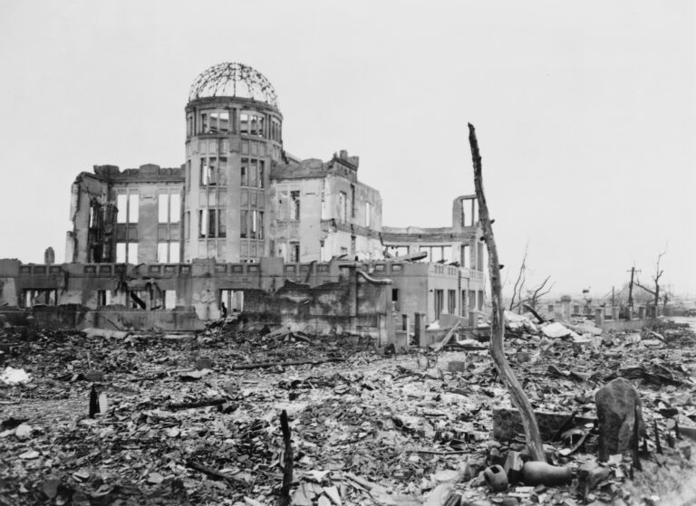 Columban Message on 75th anniversary of Hiroshima and Nagasaki