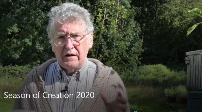 'We must get the message out on the Season of Creation'