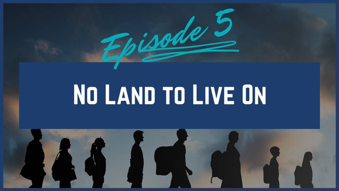 No Land to Live On | Jubilee for the Earth