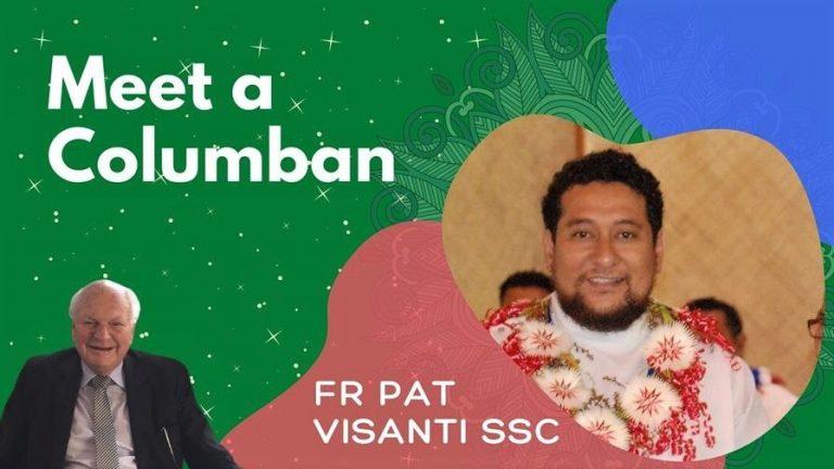 Meet a Columban – Fr Pat Visanti