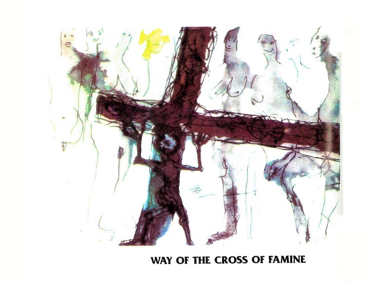 Holy Week Reflections – Wednesday: Sign of our Hope