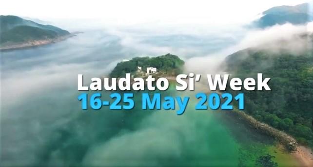 Laudato Si Week: 16-25 May 2021